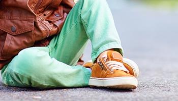 Ортопедическая и правильная обувь для детей