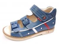 MyMini сандалии 120-28-В синий звезды