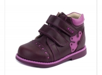 Baby Orthopedic Shoes  Ботинки 131-822 т.сирень