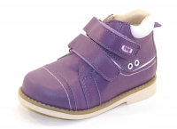 Baby Orthopedic Shoes  Ботинки 132-82 сирень
