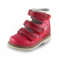 Sursil Ortho сандалии завышенный жесткий берец фуксия