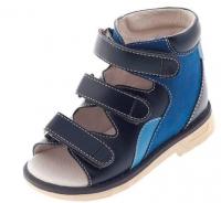 Sursil Ortho Антиварусная обувь - сандалии AV10-024-лечение косолапости