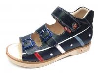 .MyMini сандалии 120-28-В-28-30 т.синий/звёзды