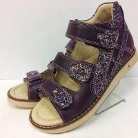 MyMini сандалии 117-3-006-В4 т.фиолетовый