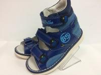 Sursil Ortho сандалии завышенный жесткий берец 15-310 синий