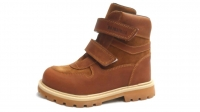 Minitin ботинки ЗИМА  коричневый