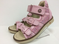 MyMini сандалии 124-24-S3 розовый/блеск