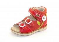Baby Orthopedic Shoes сандалии коралл