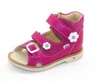 Baby Orthopedic Shoes сандалии фуксия 5391