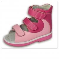 ОРТОДОН сандалии завышенный жёсткий берец 1333-1 розовый/фуксия