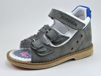 Minitin сандалии серый