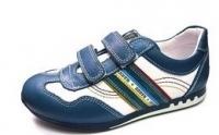 .Minitin ортопедические кроссовки синий/белый