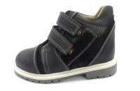 Minitin ботинки осень/весна 303 серый