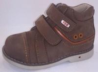 Baby Orthopedic Shoes  Ботинки ОСЕНЬ/ВЕСНА коричневый