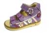 .MyMini сандалии 120-17-30 фиолетовый с цветочками